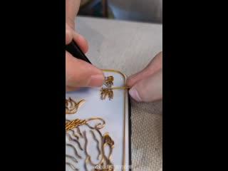 Украсить чехол для телефона своими руками в китайском стиле