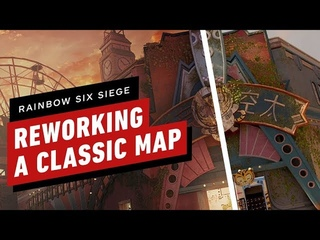 Rainbow Six Siege: How a Map is Reworked