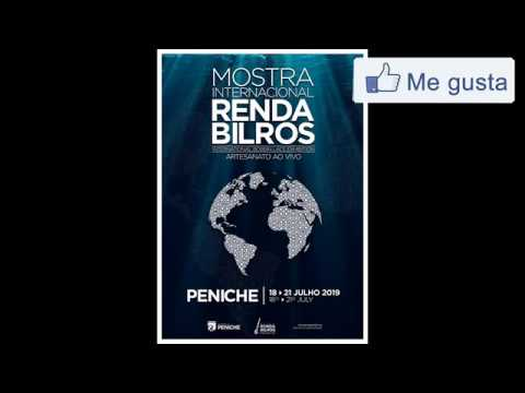 Bolillos:Mostra internacional renda de bilros Peniche - Parte 1