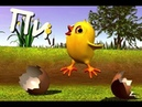 Цыплёнок Пи - детские песни | Детское Королевство
