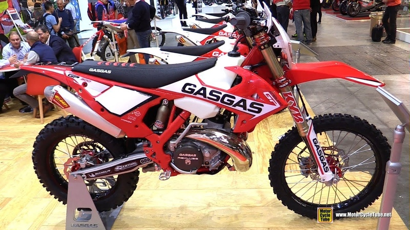 2019 Gas Gas GP 300 Enduro - Walkaround - 2018 EICMA Milan
