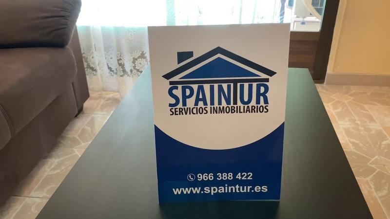 Аренда в Испании, КВАРТИРА В АЛИКАНТЕ,2 комнаты, балкон, 3 этаж, 1 санузел, Campoamor