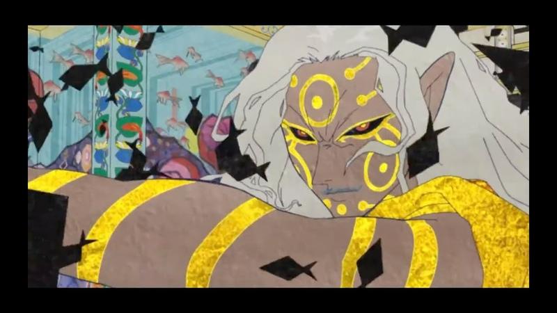 MAD 美しい作画のアニメ『モノノケダンスフロア』