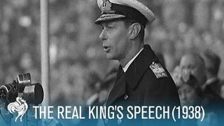 Обращения Короля Георга VI к нации о предстоящей операции в Дюнкерке