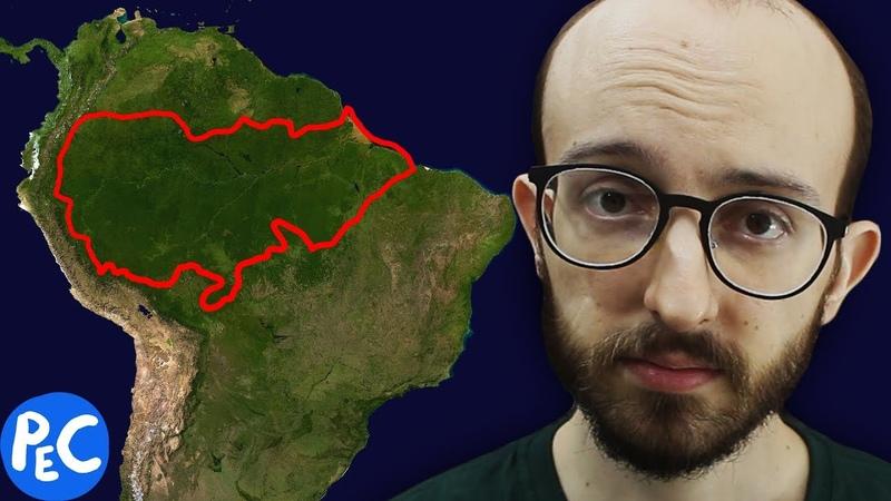 Como a AMAZÔNIA está SALVANDO VOCÊ