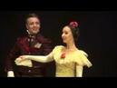 Ансамбль танца Луганской филармонии «Рондо» представил программу «Наш Пушкин» в ГДК им. Горького
