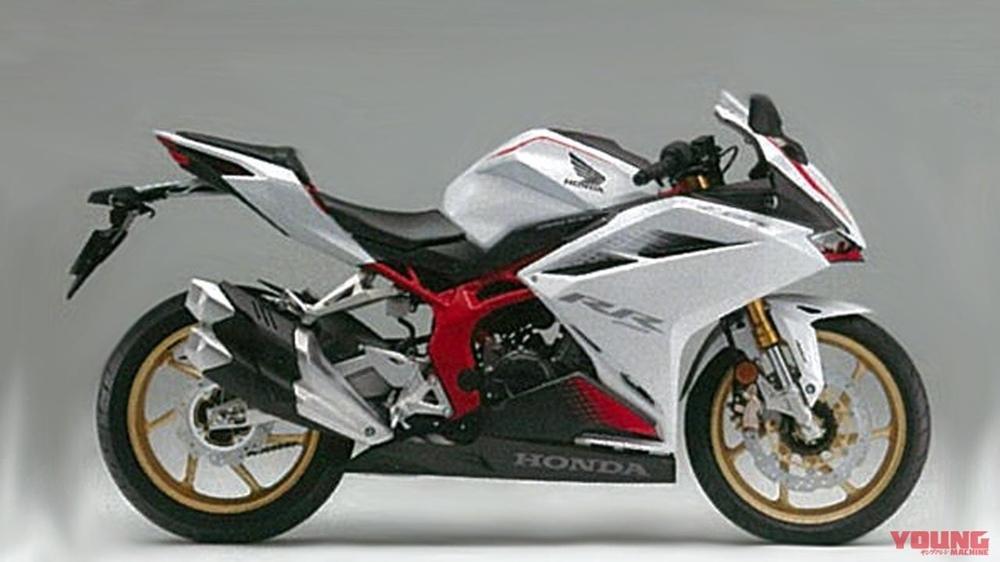 Honda улучшит CBR250RR, чтобы противостоять Kawasaki