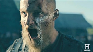 Vikings: Björn vs Ivar's Guards (Final Fight) 5x20 [Season 5b Scene] (HD)