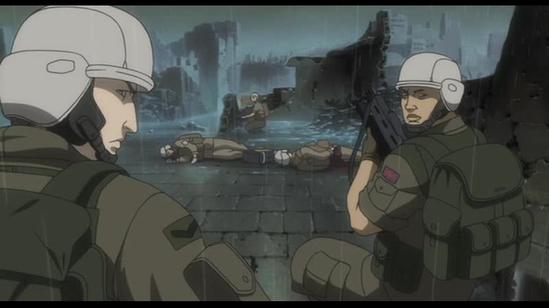 Ghost in the Shell - S.A.C. 2nd GIG (S14)