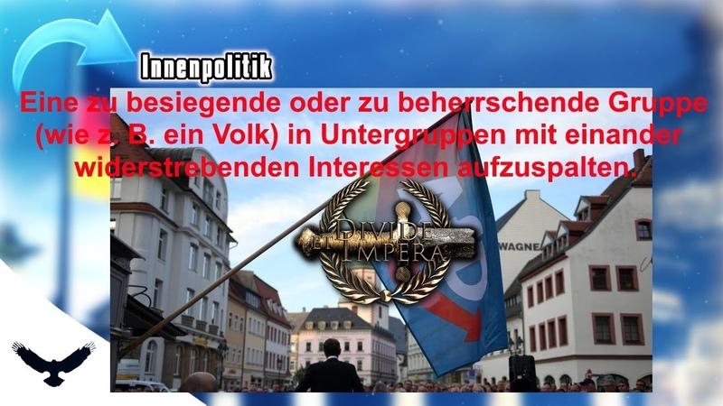 Irrungen und Wirrungen im Wahlkampf - Divide Et Impera!
