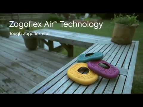 West Paw Zogoflex Air Dash Flying Dog Disc