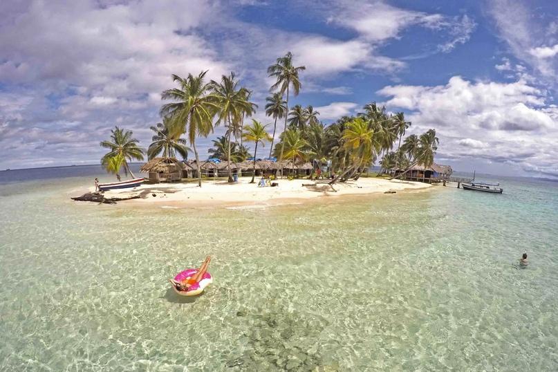 Прекрасный остров Сан-Бланс, изображение №1