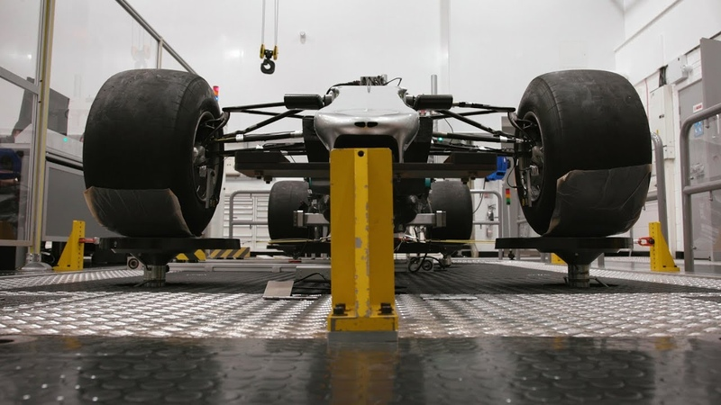 How Do F1 Teams Test Develop Components?