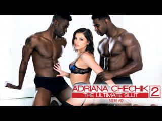 Adriana Chechik -  Ultimate Slut 2 Scene 2 [1080p, Porn, MILF, Sex, Deepthroat, Gag, Interracial, Anal, Dildo] - Evil Angel