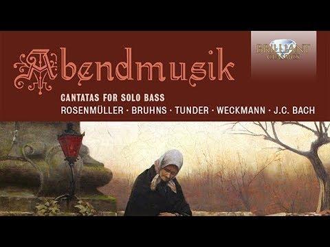 Abendmusik Cantatas for Solo Bass