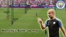 Pep Guardiola's Build-up Play | Man City Tactics