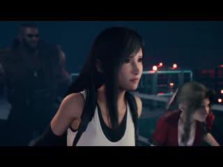 Final fantasy vii — свежий трейлер
