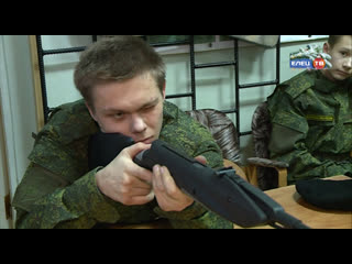 Повторить результат наркома: курсанты военно-патриотического клуба Ельчане приняли участие в ежегодной акции Ворошиловский