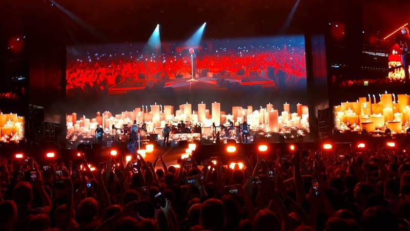 Bon Jovi Bed of Roses Moscow 2019