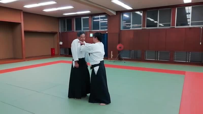 Souden Vol 3 No 53 Tachiwaza Ryote kubijime Kougen Sugasawa