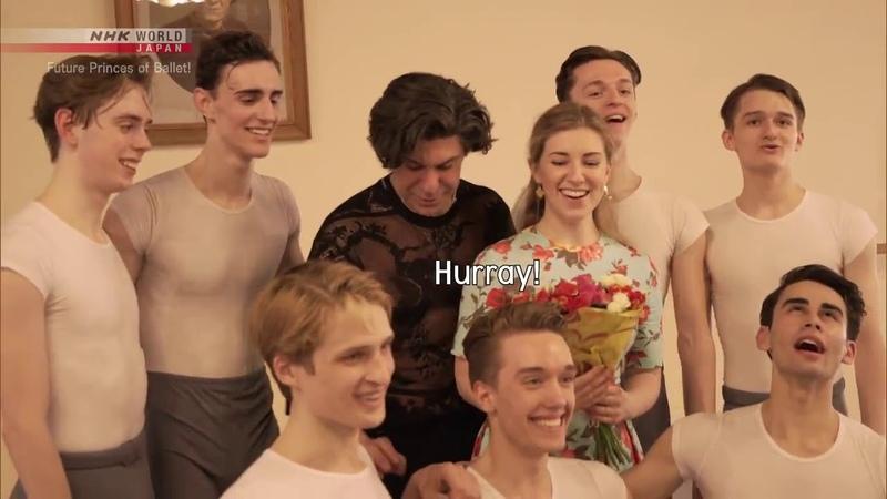 The Vaganova Ballet Academy Part 2 Future Prince of Ballet NHK WORLD JAPAN On Demand 2019 09