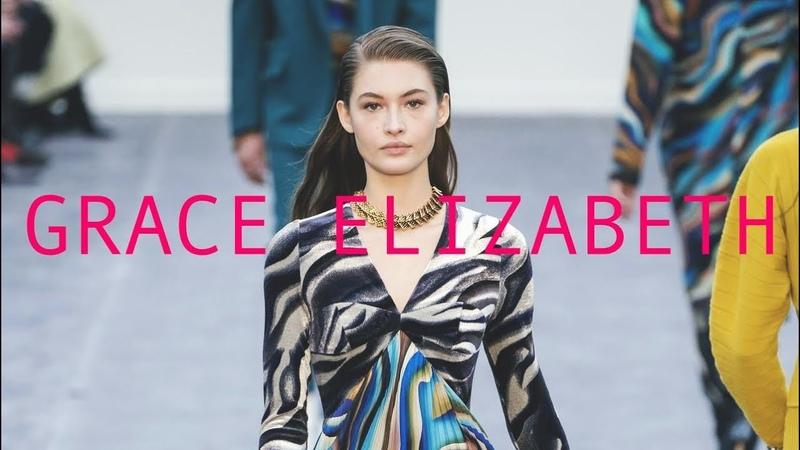 Top Model Grace Elizabeth Fall Winter 2019 20