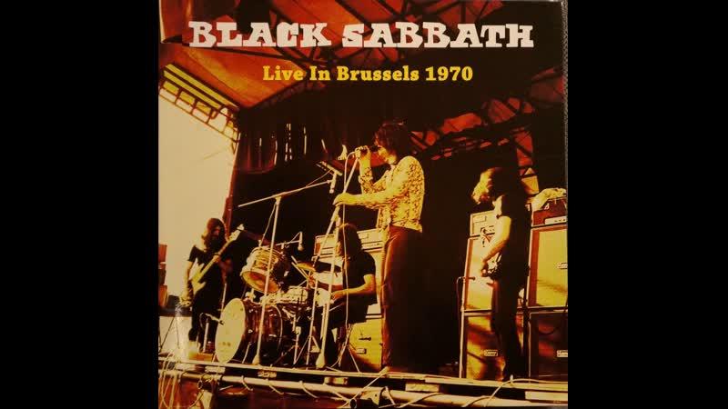 Black Sabbath - Black Sabbath (Live In Brussels 1970)