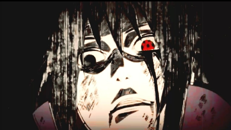 XXXTENTACION - I Am! (Sasuke vs Danzo) [AMV]