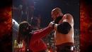 Kane vs Randy Orton Imposter Kane Knocks Kane Off The Stage 6 12 06