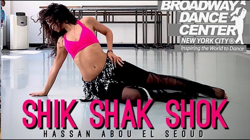 Shik Shak Shok -Hassan Abou El Seoud   @BDCNYC   @JBellyBURN FUSION CHOREO IMPROV