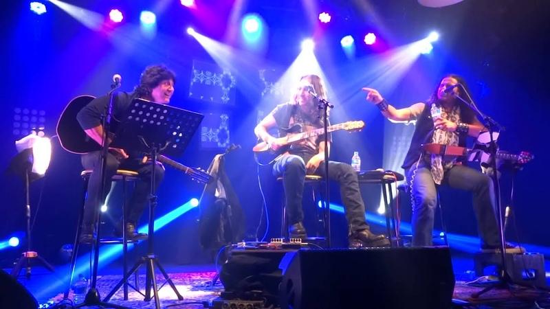 Jeff Scott SOTO Terry ILOUS Inside Out Livin' The Life 2015 02 17 Le Forum Vauréal