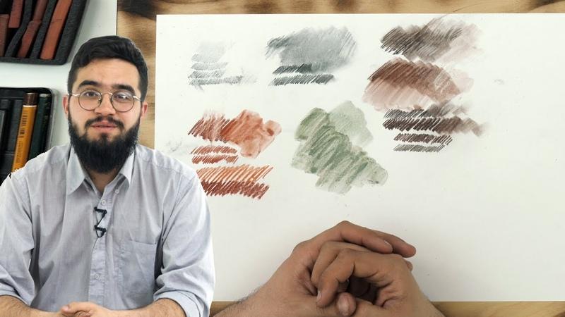 Графические материалы разновидности и свойства