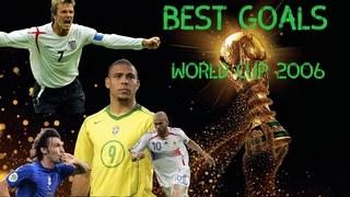[ТОП] 10+ Лучших голов Чемпионата Мира 2006 года!!