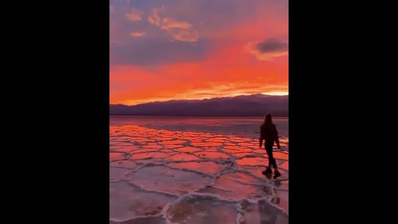 Прогулка по Долине Смерти США