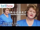 Best of Hyacinth Bucket's Name Mispronunciation   Keeping Up Appearances