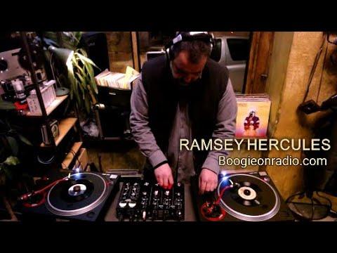 003 bar CUBO presents RAMSEY HERCULES