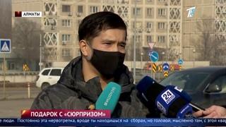 Чемпионский развод: казахстанский тяжелоатлет лишился подаренной квартиры.