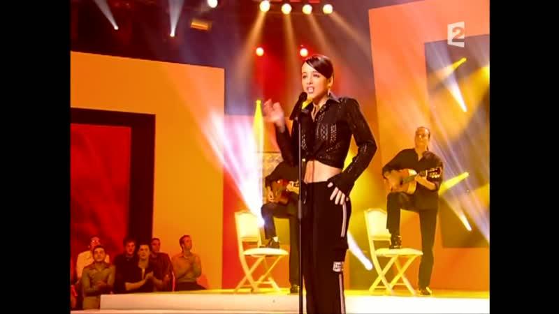 Alizée – «La Isla Bonita» – (Live du La Shanson № 7 2003)