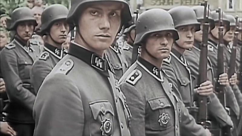 Апокалипсис Вторая мировая война в цвете HD Часть 6