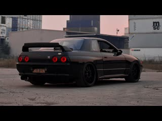 The worlds best nissan skyline r32 gtr