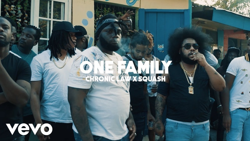 Chronic Law Squash One Family Official Video
