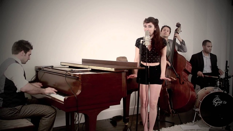 Call Me Maybe Vintage Carly Rae Jepsen Cover The Original Video feat Robyn Adele Anderson
