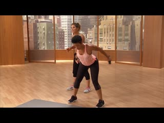 Arms chest and back (HOT BODY healthy mommy)