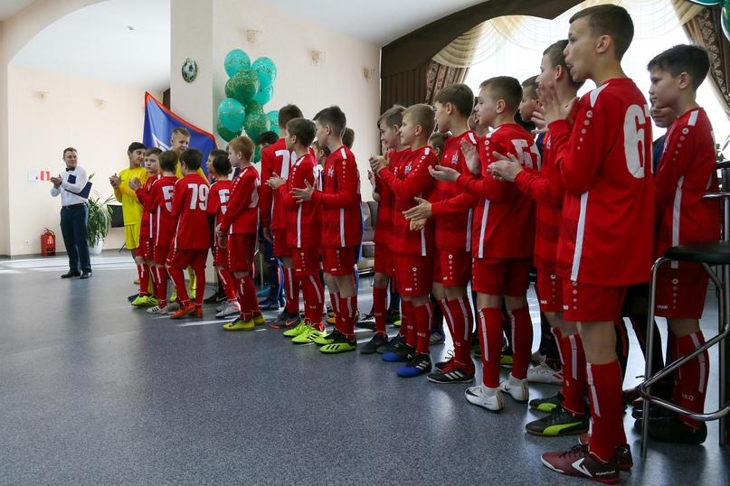 СКА-Хабаровск-2008» посвятили в юные армейцы, изображение №3