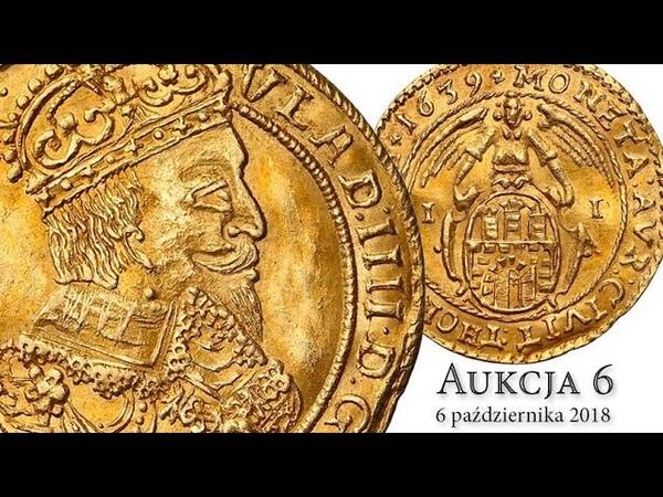 Владислав IV, Торунь Дукат 1639