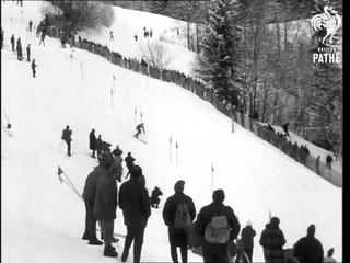 Men's Skiing At Kitzbuhel (1969)