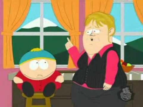 Cartman vs Nanny