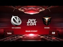 Vici Gaming vs EHOME, DPL-CDA Professional League Season 1, bo3, game 2 [Mila Mortalles]