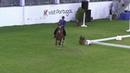 "Speed test working equitation David Duarte de Oliveira ""Fuzil Bf"" Lusitano Horse"