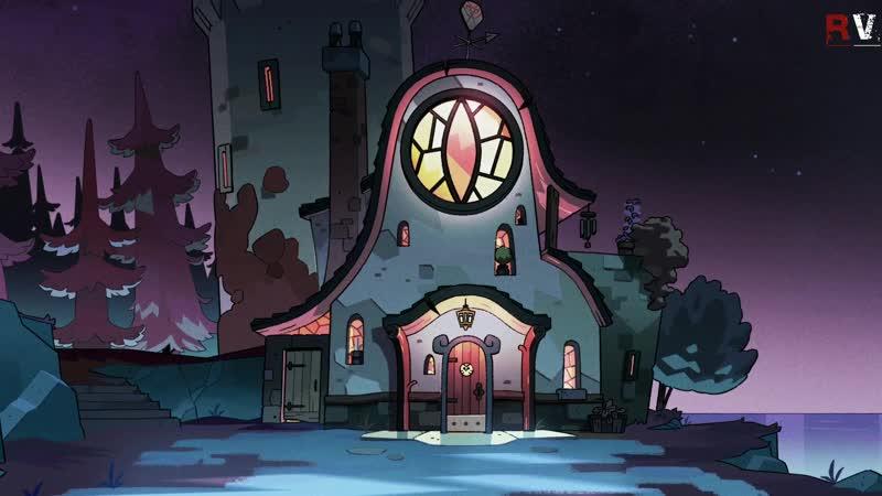 Совиный Дом   Серия 2 Сезон 1 Ведьмы лучше волшебников (субтитры)